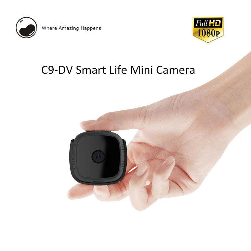 C9 Smart Life Wearable Body Camera